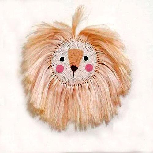 Nordic Lion Rug